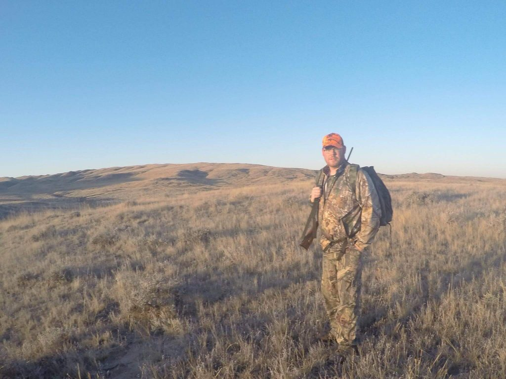 Pronghorn Hunting