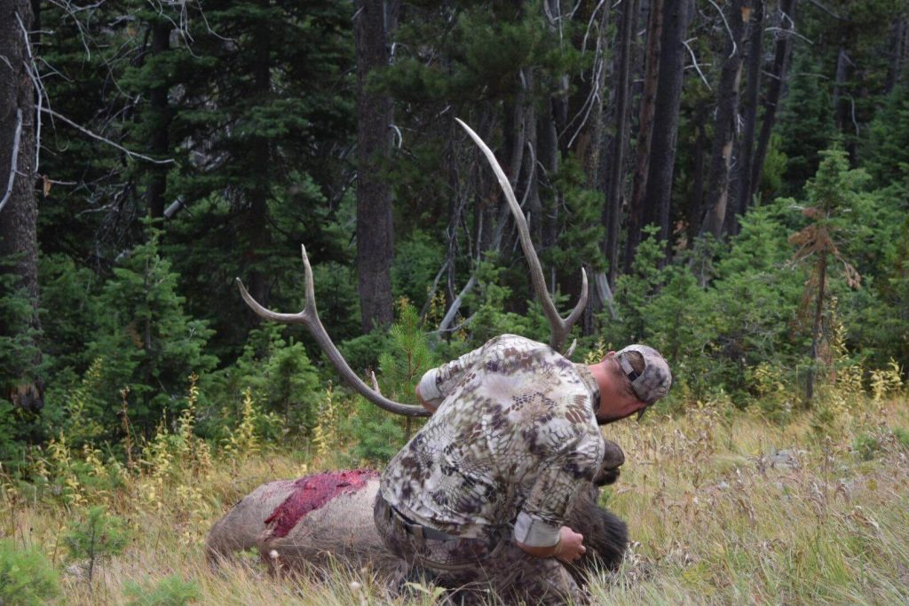 how to plan an elk hunt