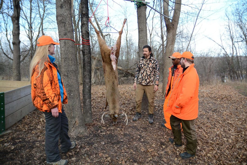 Mentoring With Adult Hunters