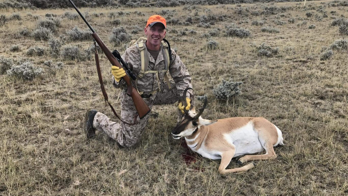 DIY Wyoming Public Land Pronghorn. Part 2