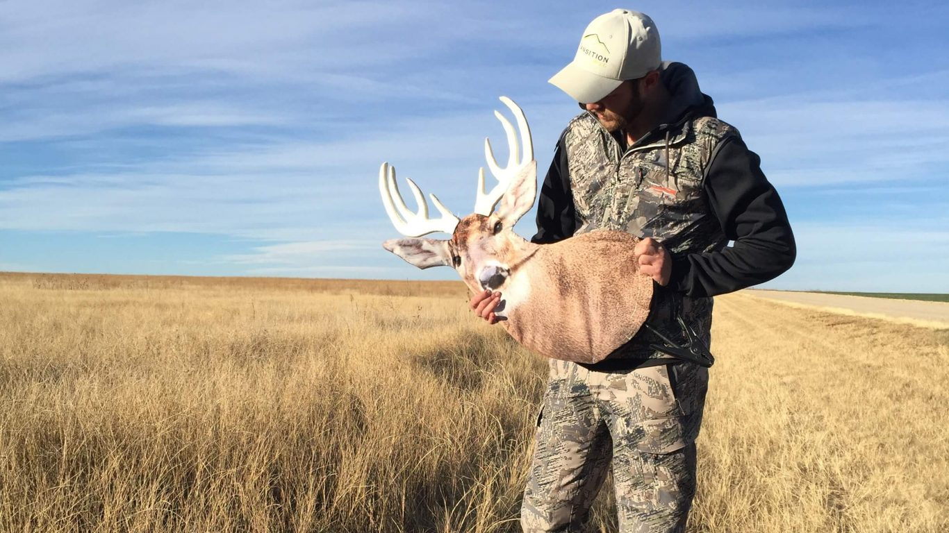 4 Creative Ways To Hunt Open Country Whitetails
