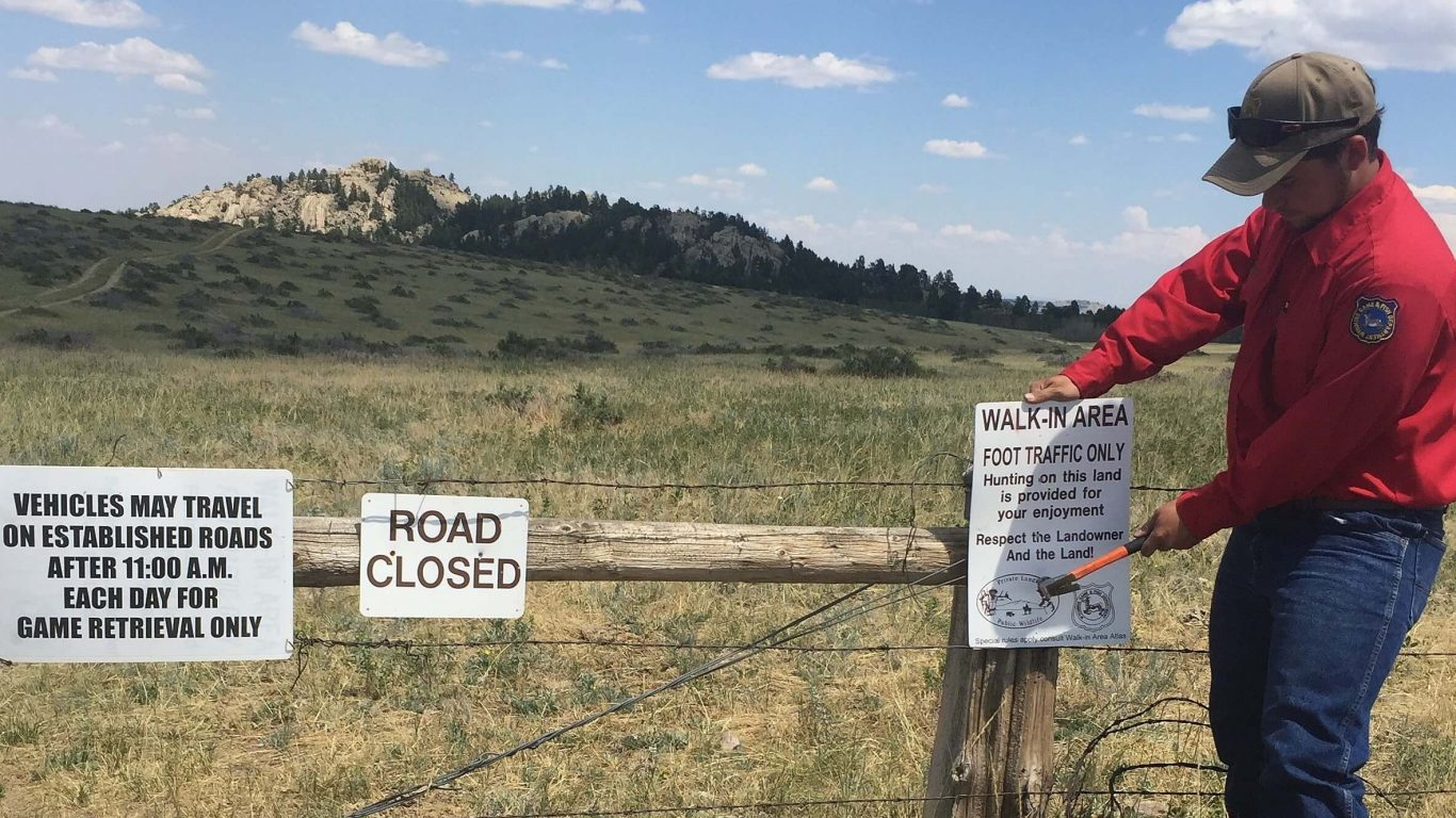 Get More Hunting Access - Wyoming's Access Yes! Program