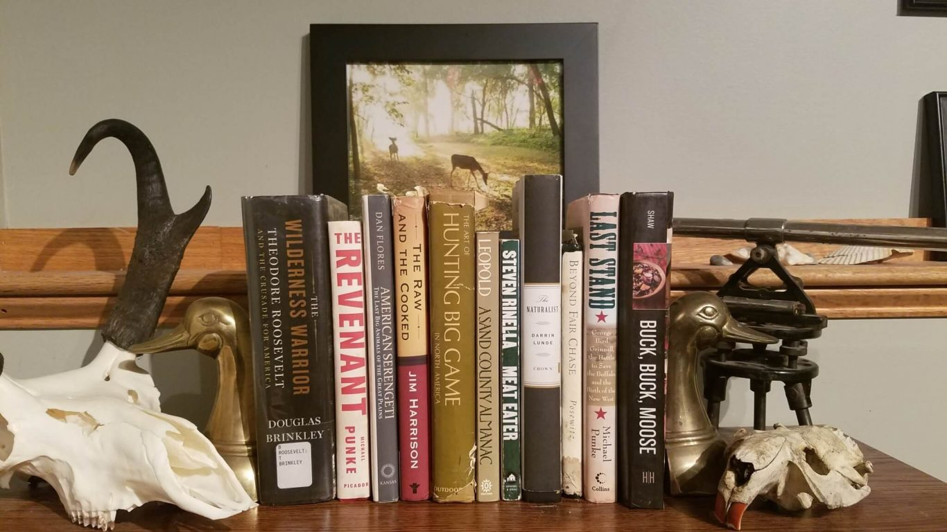 A Hunters Book Club: Reading Recommendations For Your Library