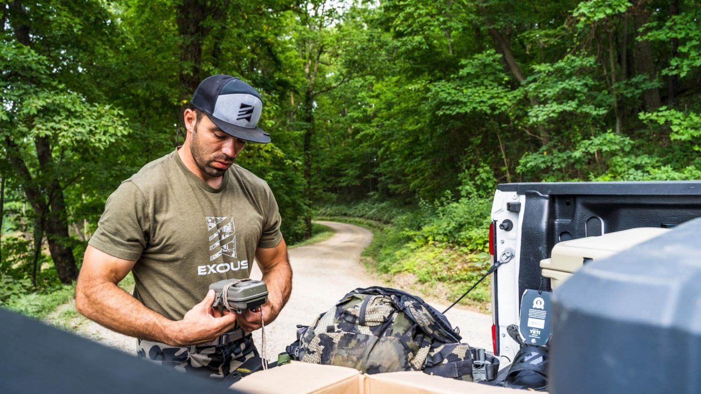 Chad Sylvester of Exodus Outdoor Gear