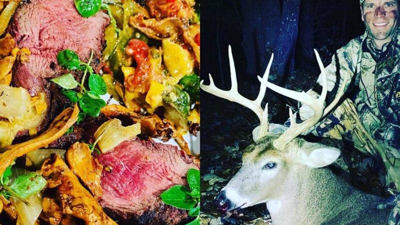 Wild Game Cooking with Ted Bright