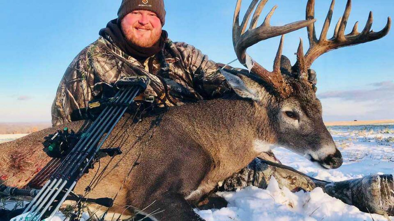 Big Body Bucks & Shot Placement with Chad Yingling