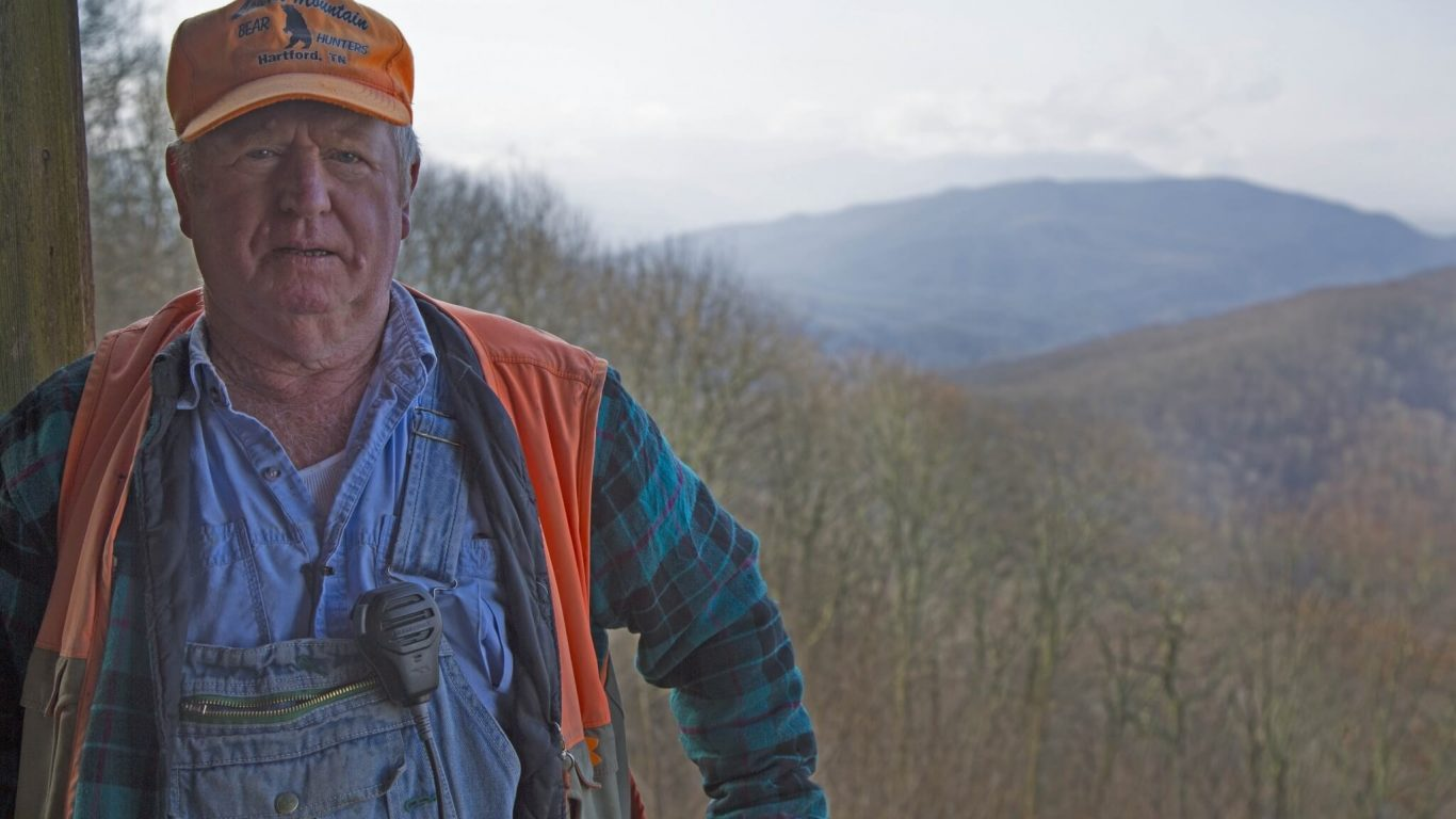 Appalachian Hound Hunting w/ Roy Clark Part 1