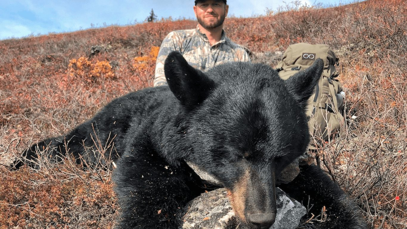 Spring Bear Hunting with Jason Sibble