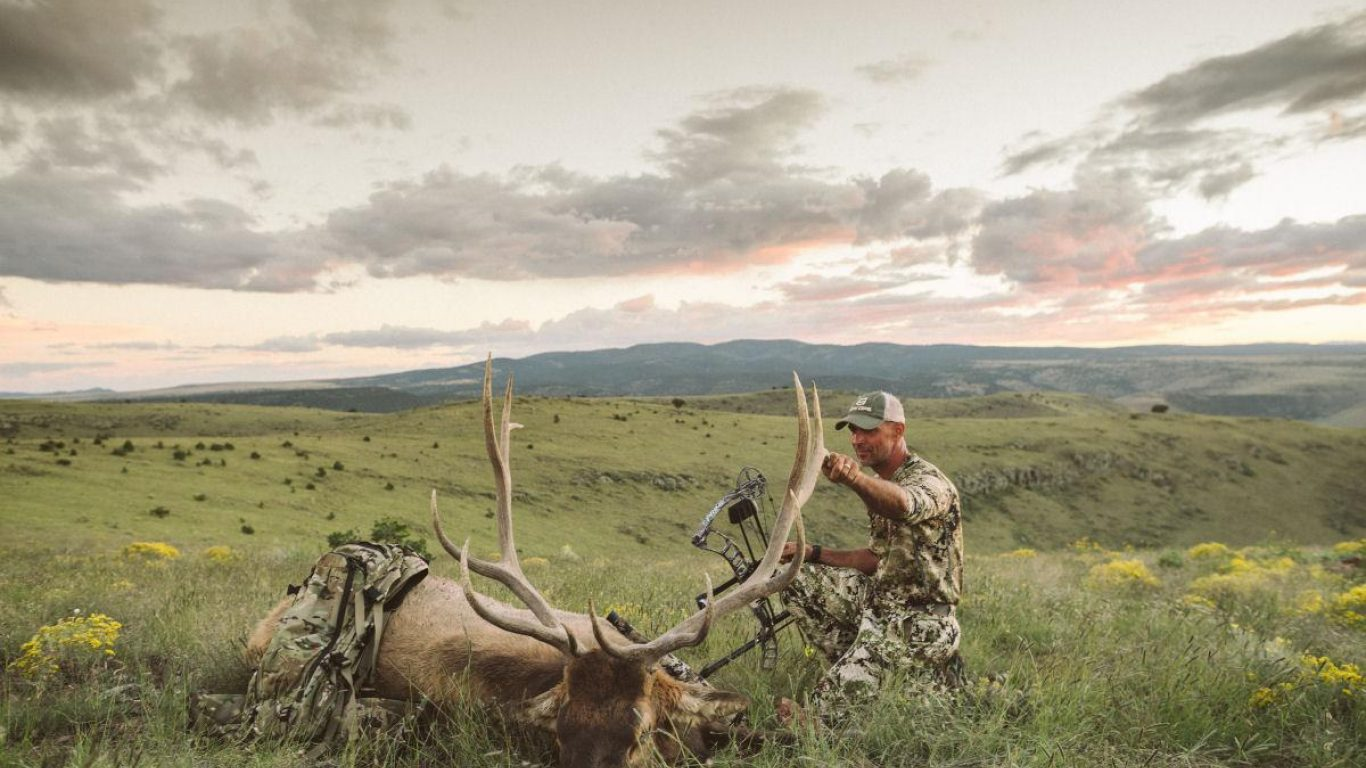 Ethical Hunting with Corey Jacobsen