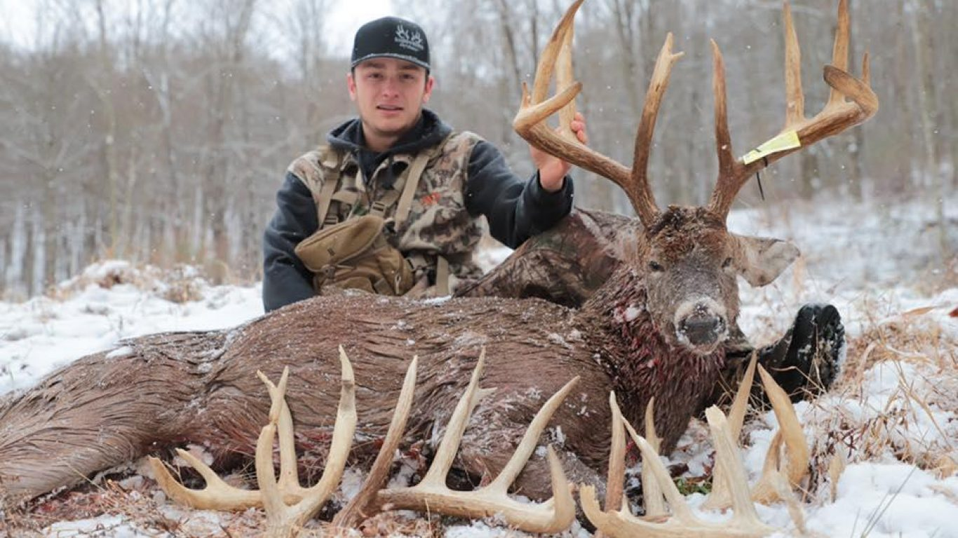 Big Buck Success on Public Ground with Cody Lippencot
