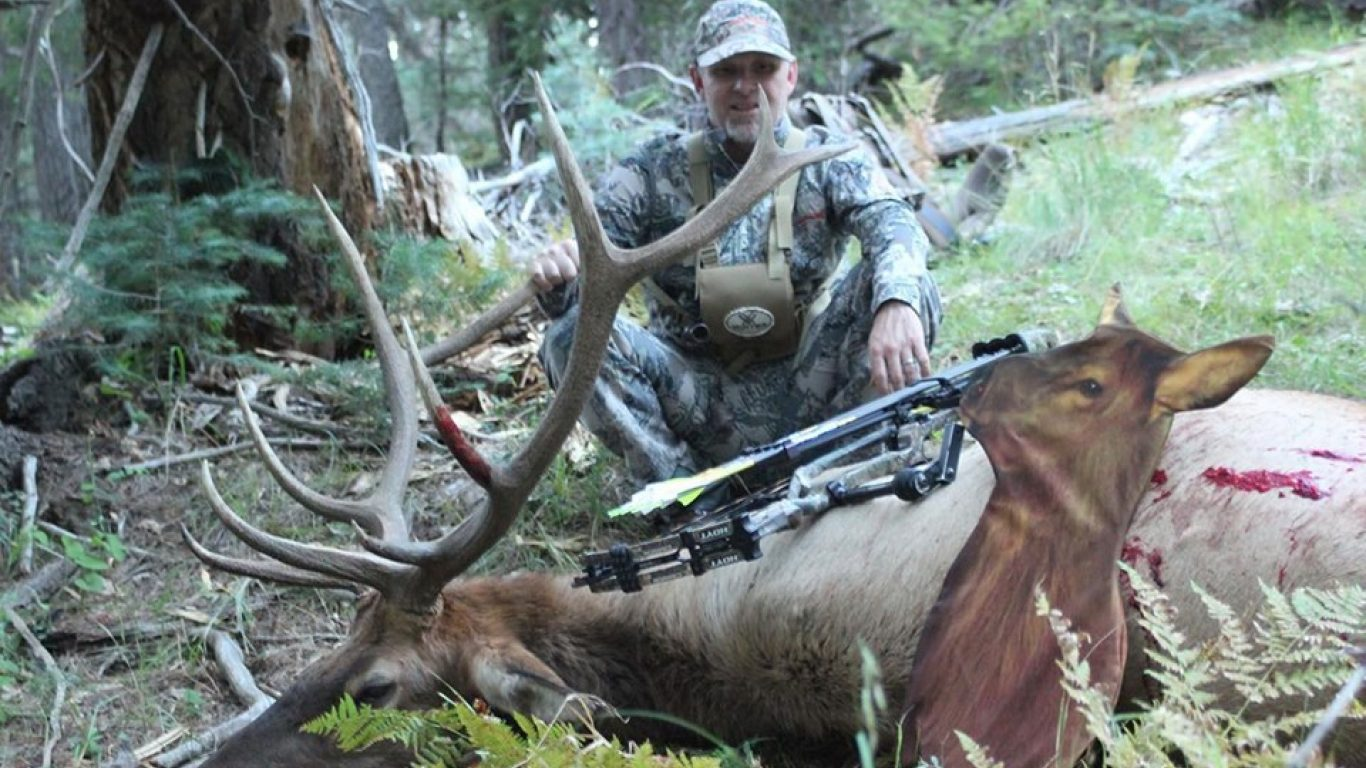 Elk Decoy Tactics with Garrett Roe