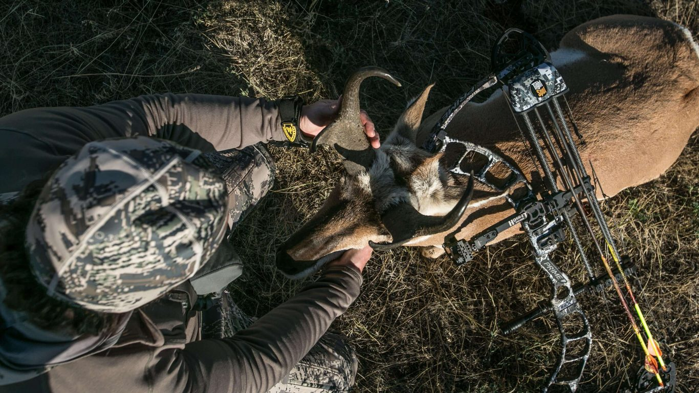 Archery Antelope Hunting with John Mulligan