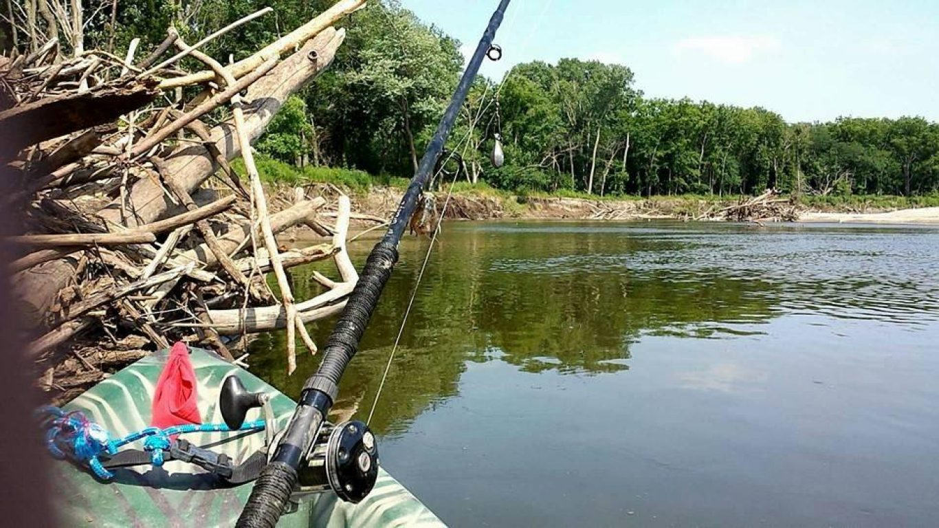 Kayak Fishing with Spencer Bauer