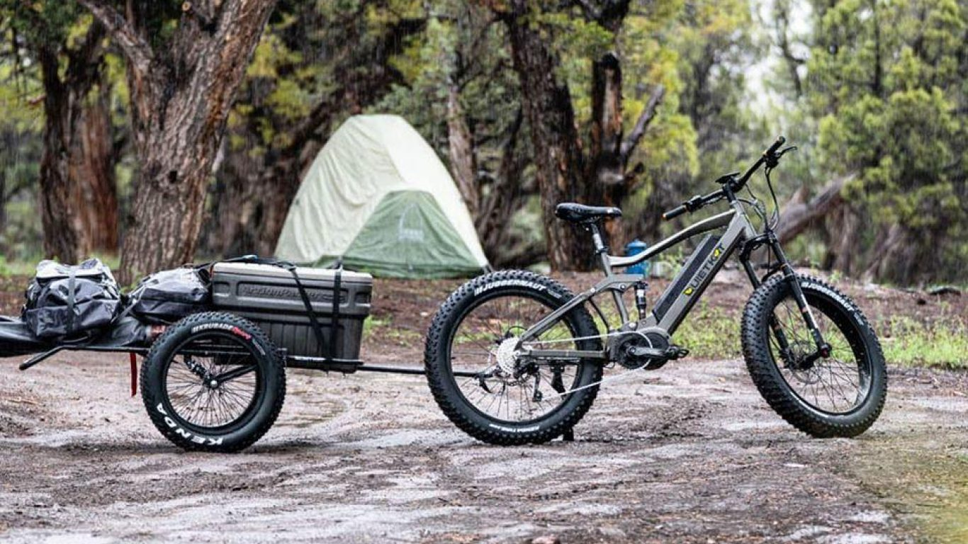 Ebikes on Public Lands with Morgan Lommele