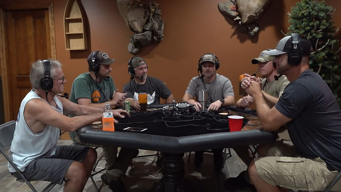 Bowhunting Roundtable with Tethrd