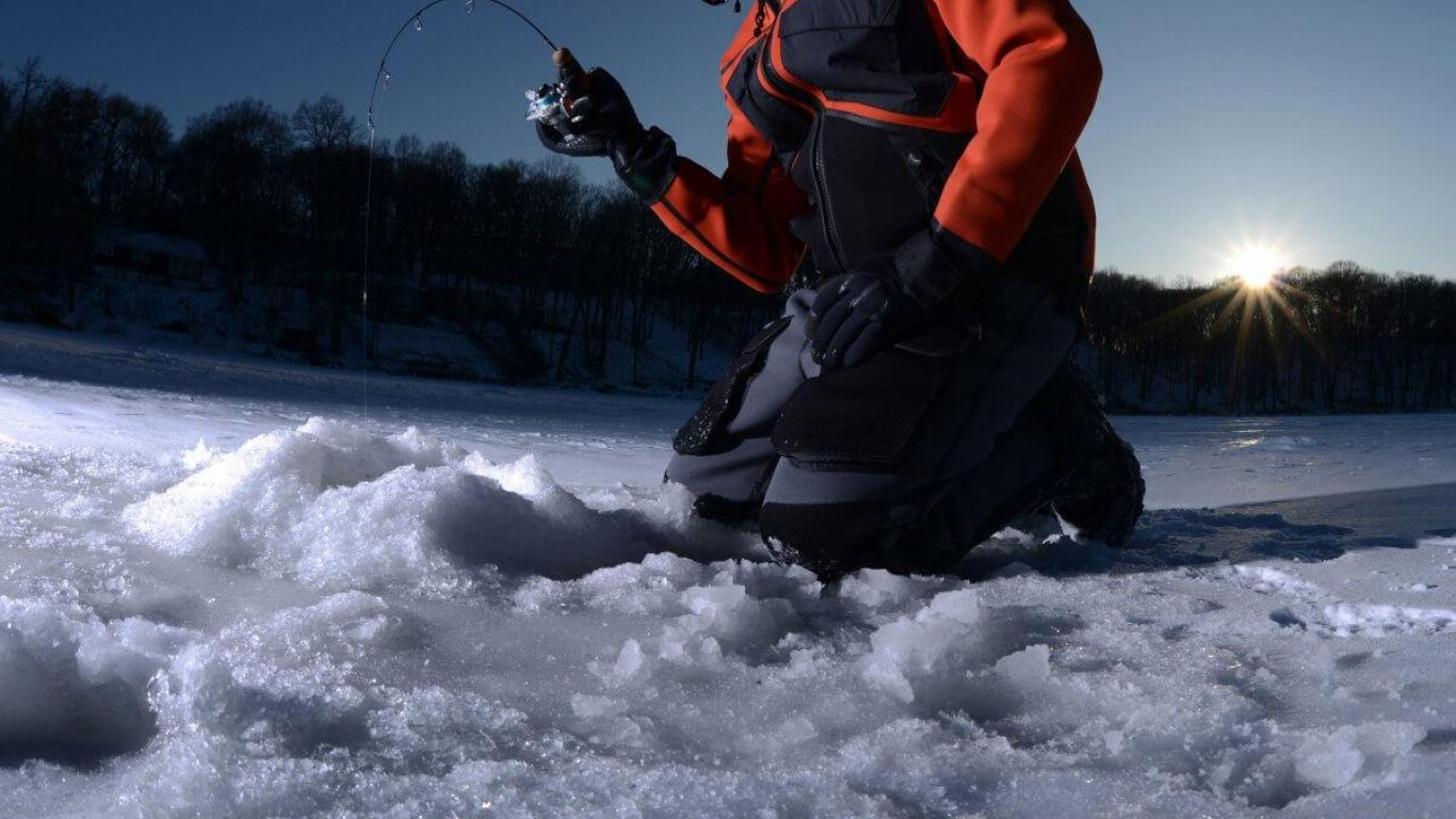 Let's Go Ice Fishing with Rod Woten