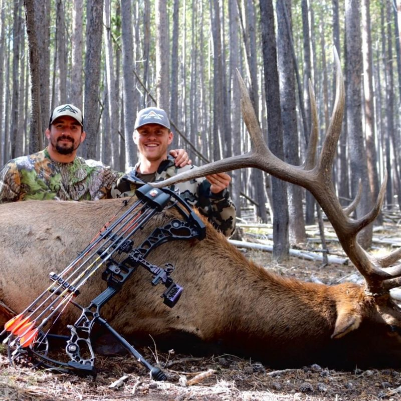 Antler Athlete Elk Hunt