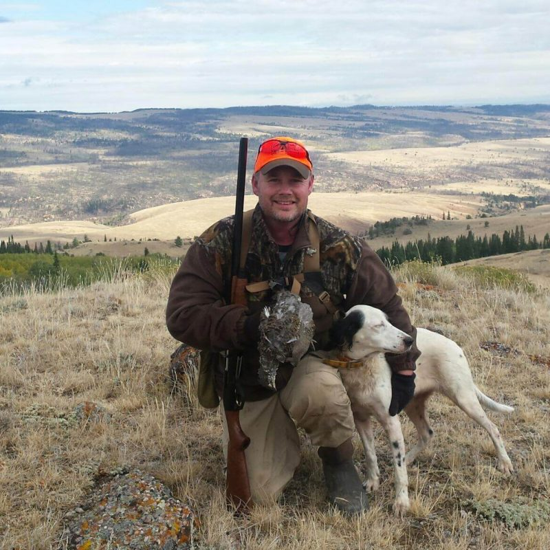 Habitat and Hunting for Sage Grouse