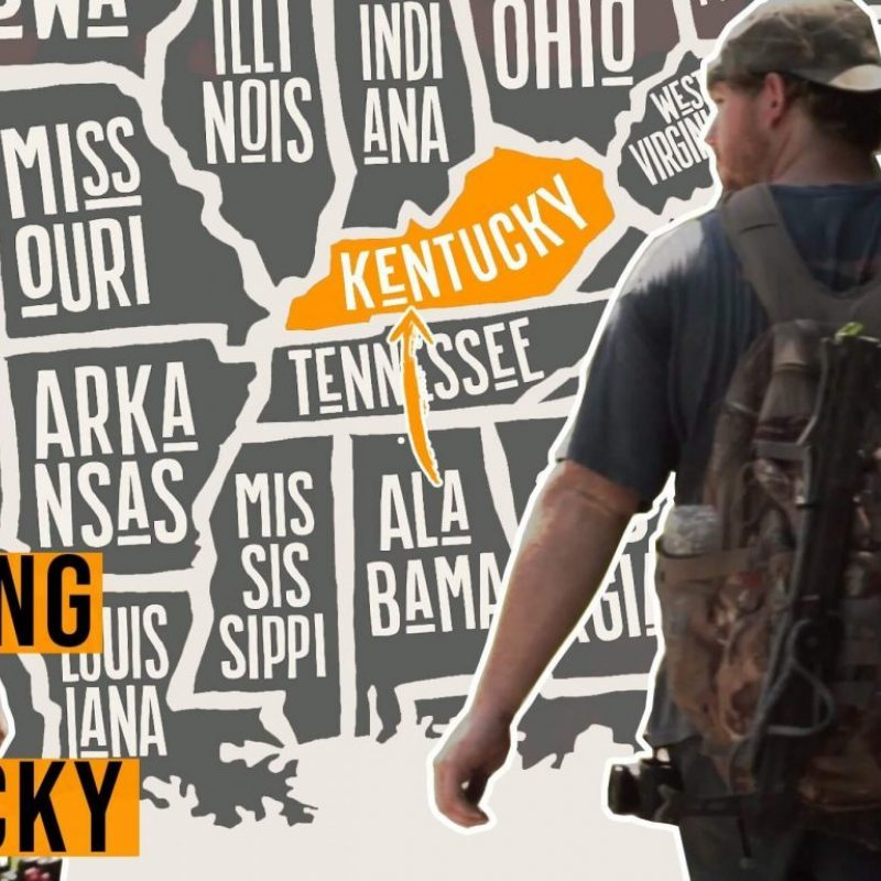 Public Land Scouting Kentucky